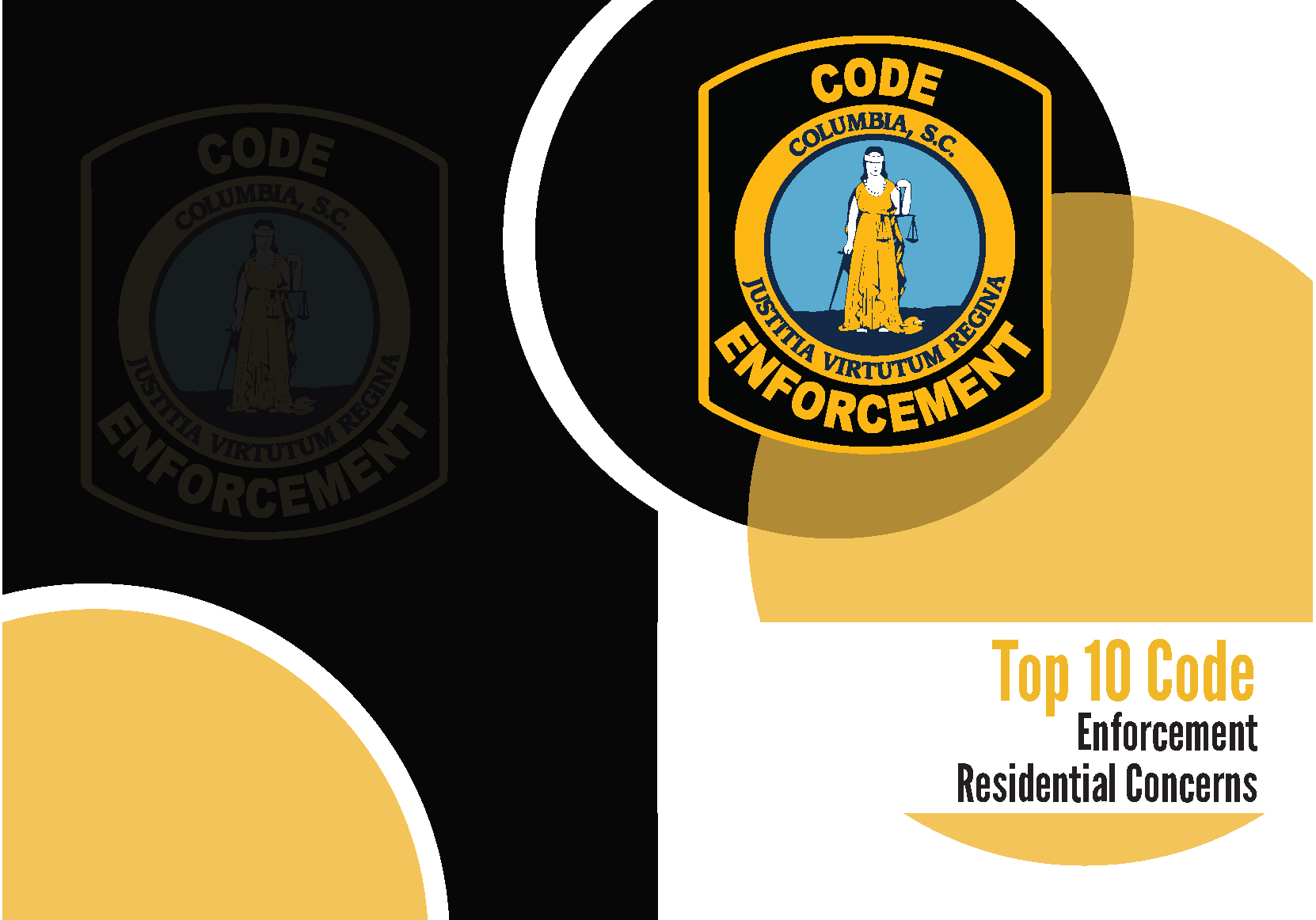 Code Enforcement Division – City of Columbia Police Department
