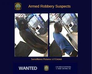Crimestoppers | Armed Robbery Investigations – City of
