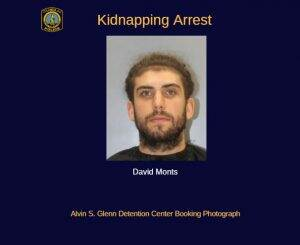 Man Wanted in Kidnapping and Stolen Vehicle Investigation Extradited