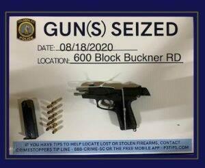 8 18buck City Of Columbia Police Department